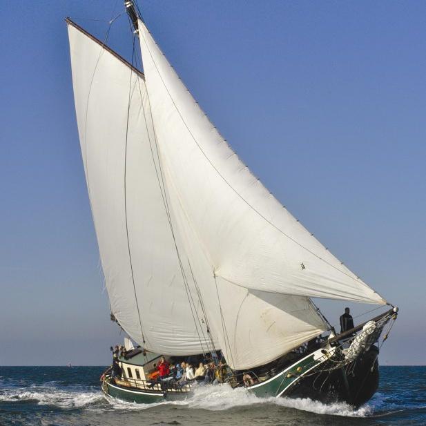 Labor Sanitas  segeln in Nordfriesland